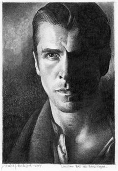 Christian Bale por paper2pencil